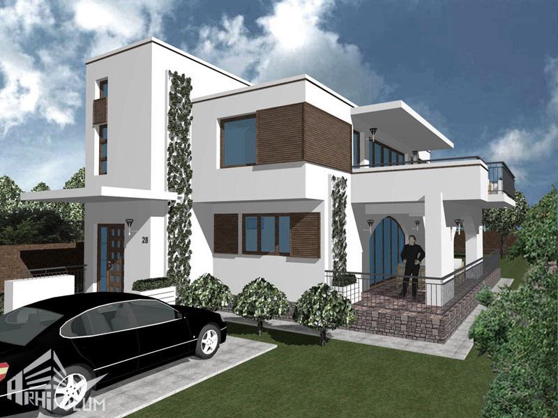 Proiecte case moderne - Case moderne immagini ...